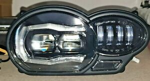 Faro LED Per BMW R 1200 GS 2004–2012 Adventure 2005-2013 E MARK
