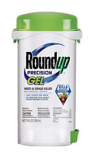 NEW! ROUNDUP Precision Gel Weed and Grass Killer 5 oz 5200313