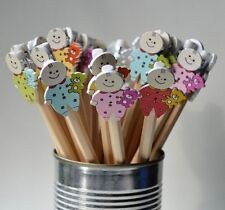 BABY DECORATIVE FUN BABY SHOWER PARTY BAG PENCILS PACK OF 5