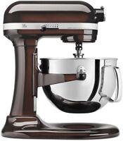KitchenAid 6-Quart Pro 600 Bowl-Lift Stand Mixer | Espresso Brown