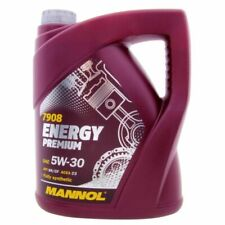 FORD FOCUS (05-11) 5w30 5 30 Fully Synthetic ENGINE OIL 5L Long Life C3