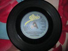 "Steve Forbert The Sweet Love That You Give S EPC8124 Promo UK 7"" Vinyl 45 Single"