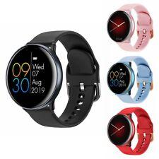 """1.22"""" Blood Pressure Oxygen Heart Rate Monitor Waterproof IP68 Sport Smart Watch"""