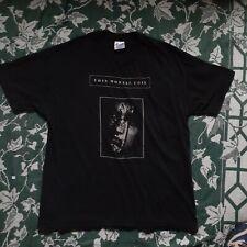 VINTAGE *1991 THIS MORTAL COIL BLOOD T-SHIRT COCTEAU TWINS gildan reprint S-XXL