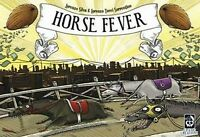 Horse Fever, Boardgame, USED, by Cranio Creations, MULTILINGUAL Edition