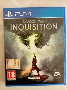 DRAGON AGE: INQUISITION - SONY PLAY STATION 4 BOXED PS4 (cv)
