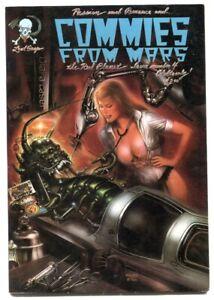 Commies From Mars #4 1982- Last Gasp- underground comics