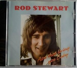 Rod Stewart Ain't that loving you baby (compilation, #onn75)  [CD]