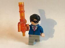 LEGO ORIGINAL parts - JAMES BOND + CUSTOM CANNON translucent orange v1