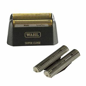 NEW Wahl 5-Star Finale Replacement Gold Foil & Cutter Bar Assembly 7043
