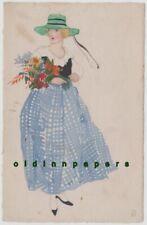 Künstlerkarte Meißner & Buch Postkarten Serie 2387