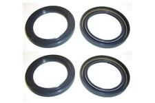 x2 Cam Shaft Oil Seal FOR FORD FIESTA V 1.25 02->08 Petrol JD JH 70 75 Elring