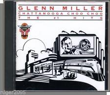 Glenn Miller -- Chattanooga Choo Choo: The #1 Hits (1991) - 23 Song CD! BMG 3102