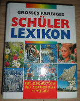 Grosses Farbiges Schüler Lexikon (Sonderausgabe) - Trautwein Lexikon Edition