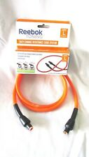 Reebok Toning Easy Change Resistance Cord System Light NEW