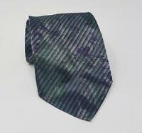 Cravatta Gianni Versace 100% pura seta tie silk original made in italy handmade