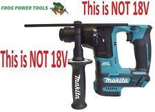 MAKITA HR166DZ 10.8V & 12V CXT BRUSHLESS CORDLESS SDS ********NOT 18 VOLT*******