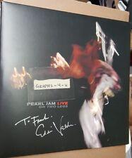 Eddie Vedder Signed Pearl Jam Autograph COA