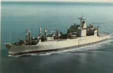 U.S.S. Butte (AE-27) Ammunition Ship Atlantic Fleet Sales Postcard