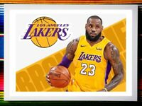 ✺Framed✺ LEBRON JAMES LA Lakers NBA Basketball Poster - 62cm x 44.5cm x 3cm