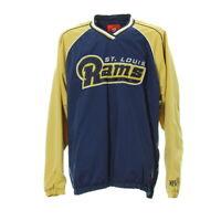 NFL St. Louis Rams Football Shirt Gr. XL Sport Jersey Trikot Langarm Herren
