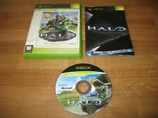 Xbox game - Halo Combat Evolved (complete PAL)