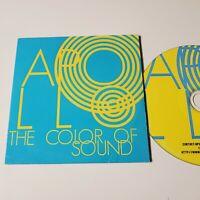 Apollo The Color Of Sound Cd 2009 Detroit Private Press Michigan Band Music Mi