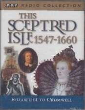 This Sceptred Isle Elizabeth I to Cromwell 1547 - 1660 2 Cassette Audio Book NEW