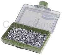 500x Anglo Arms 5.5mm .22 Pointed Air Rifle Pistol Shooting Pellets Ammo In Case