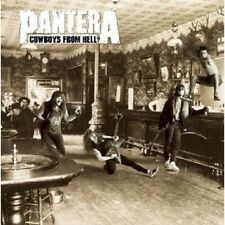 "PANTERA ""COWBOYS FROM HELL"" 2 CD NUOVO"