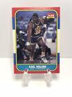 1986-87 FLEER BASKETBALL KARL MALONE ROOKIE CARD #68 HOF JAZZ RARE RC