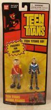"Teen Titans Go! Aqualad & Puppet King 3.5"" Poseable Figures Bandai (MOC)"