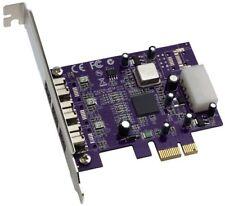 Schede espansione porte per prodotti informatici FireWire 800