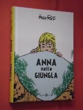 Anna nella Giungla Hugo Pratt Rizzoli Lizard fumetti Graphic Novels