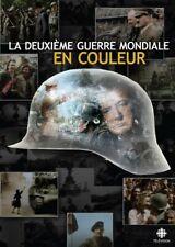 La Deuxieme Guerre Mondiale En Couleur ( DVD, 2009 )