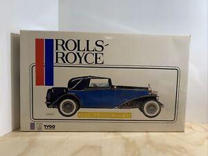 Pocher 1:8 puntales rolls royce torpedo cabriolet Phantom II 1934 k75 75-32 i9