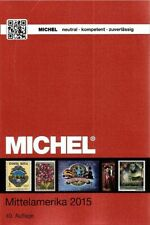 Michel Katalog 1.2 Mittelamerika 2015 catalogus catalogue Central America Sale!