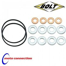 BOLT HARDWARE OIL CHANGE KIT FILTER SEALS & DRAIN WASHERS HONDA CRF450R/X 02-16