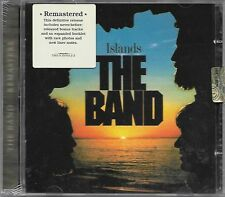 The BAND - Islands - CD - MUS