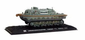 WW2 Aircraft, War Master, Landwasserschlepper 1 Germany 1945 Amphibious tracked