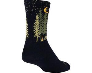 "Sockguy 6"" Wool Socks (Camper)"
