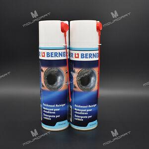 2 x Berner Heizkessel Reiniger Spraydose 500ml