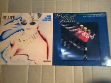 MIKE MOORE COMPANY - SOUNDS OF LIFE + MIDNIGHT ROLLER - SELECTED SOUND - 2 LP