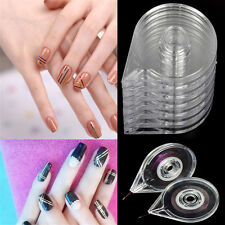Fashion Nail Art Striping Line Tape Box Case Easy Sticker BOX Holder Supply 1pc