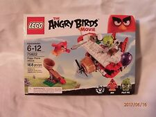 LEGO THE ANGRY BIRDS MOVIE --- 75822 PIGGY PLANE ATTACK