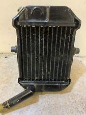 Honda Vf 750 V45  Interceptor Secondary Lower Radiator