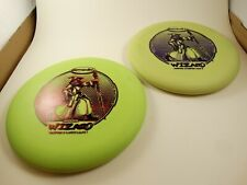 New ListingLot Of 2 New Gateway Disc Golf Sure Grip Sss Wizard Putter Discs