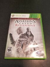 xbox 360 Assassins Creed Revelations game complete in box
