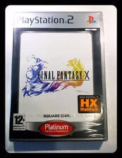 FINAL FANTASY X 10 SQUARE ENIX PS2 VERSIONE ITALIANA VERY RARE BRAND NEW SEALED