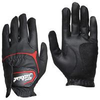 Titleist JAPAN Golf Glove Super Grip for Left hand TG37 Black New!